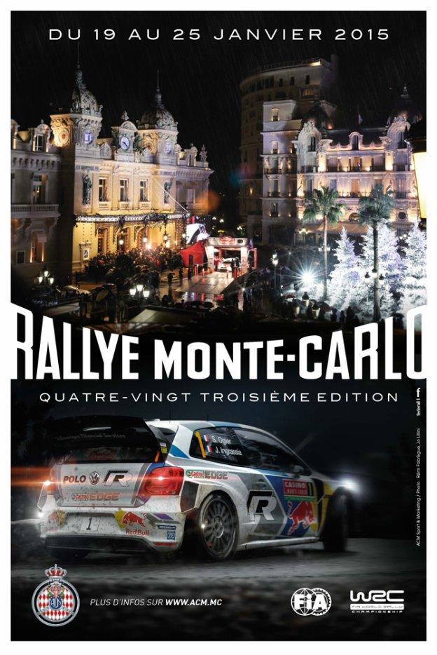 [g]Rallye Monte-Carlo 2015[/g]