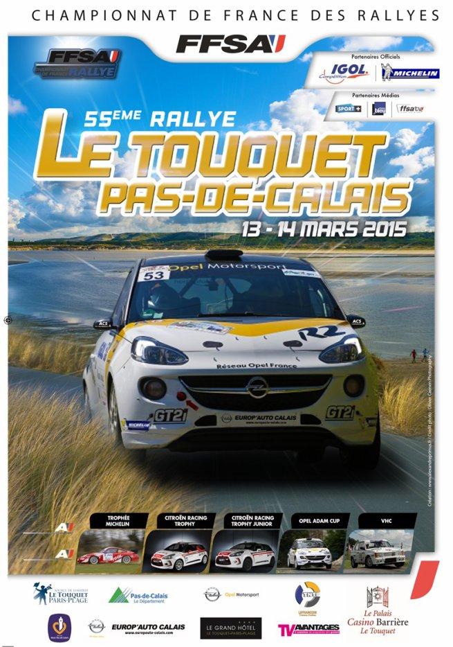 [g]Rallye du Touquet 2015[/g]