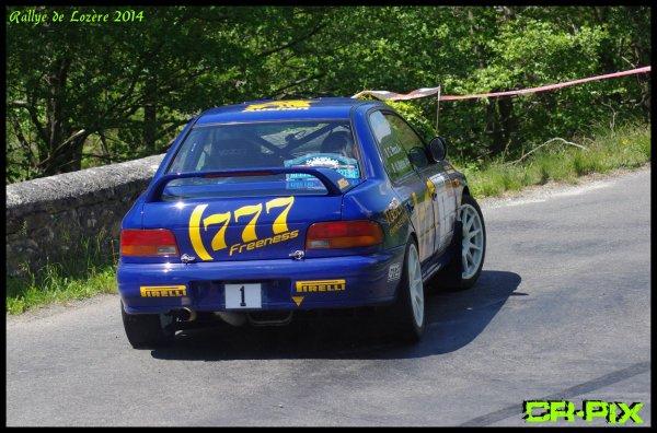 Rallye de Lozère 2015