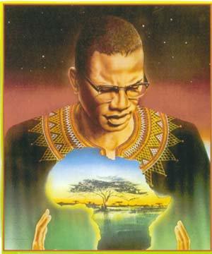 Malcolm X (19 mai 1925 - 21 février 1965), connu aussi sous le nom de El-Hajj Malek El-Shabazz Part.II