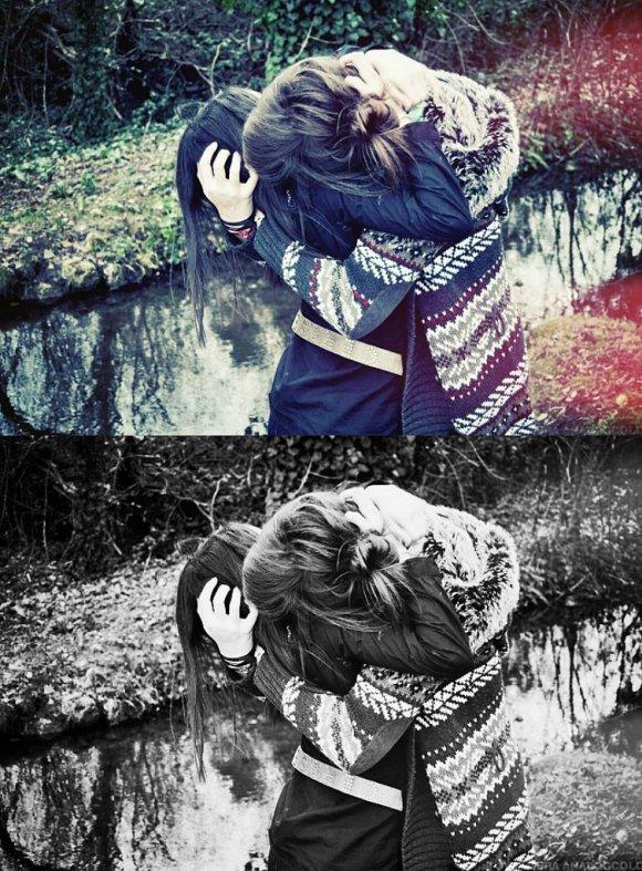 « Plus étroits que ceux du sang et de la famille sont les liens de l'amitié, une soeur est un ami donné par la nature »