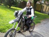 un tour a moto