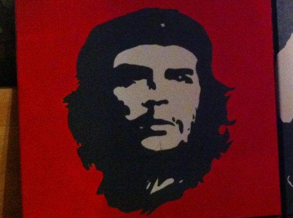 Che Guevara :)
