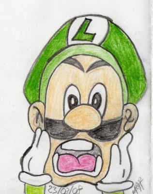 Luigi Couleurs Dessins