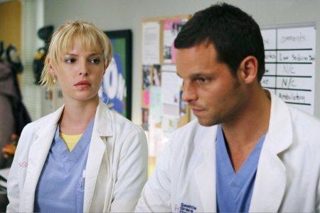 - Izzie et Alex ; Juste le plus beau couple de la série quoi.