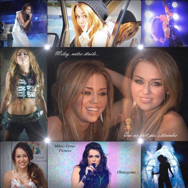 Avec Ohmygomz, Miley--Cyrus-Pictures ont eu l'idée de créer un montage afin de montrer que malgré toutes les critiques, Miley est très importante pour elles et elles savent qu'elle est une artiste incroyable ! Si vous etes d'accord avec elles, mettez ce montage sur vos blogs :D