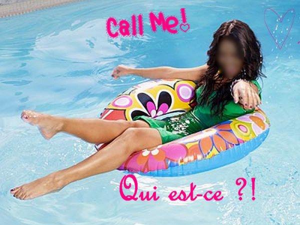 Qui est dans cette piscine ?!