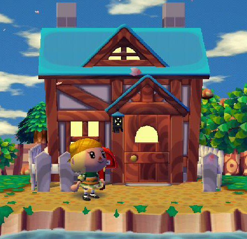 Enfin ma maison animal crossing for As tu un animal a la maison