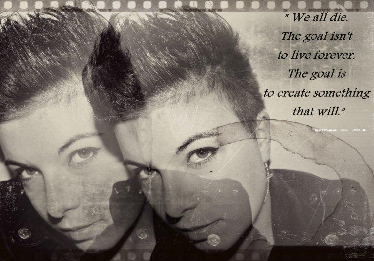 Me, myself & I ...