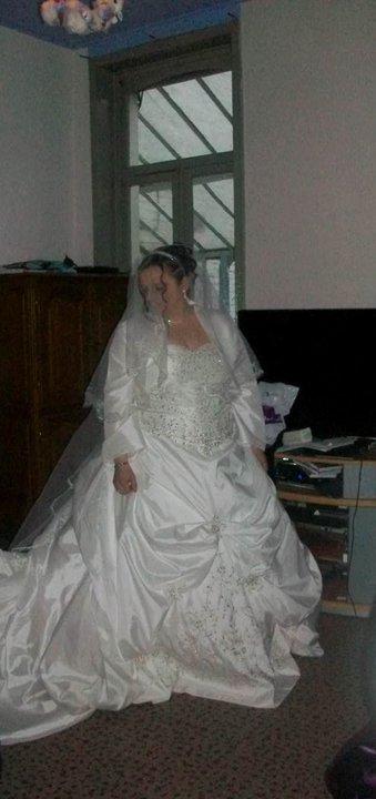 Moi en mariée