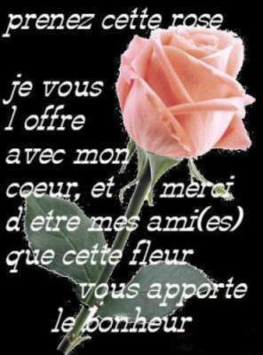 Poème Pour Vous Mes Amis Es Blog De Ma Star Bettyboop1954