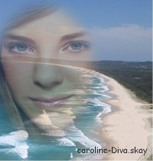 Bienvenue sur le blog caroline-Diva