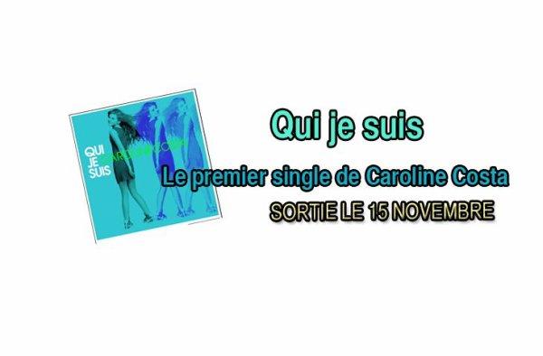 le premier single de Caroline