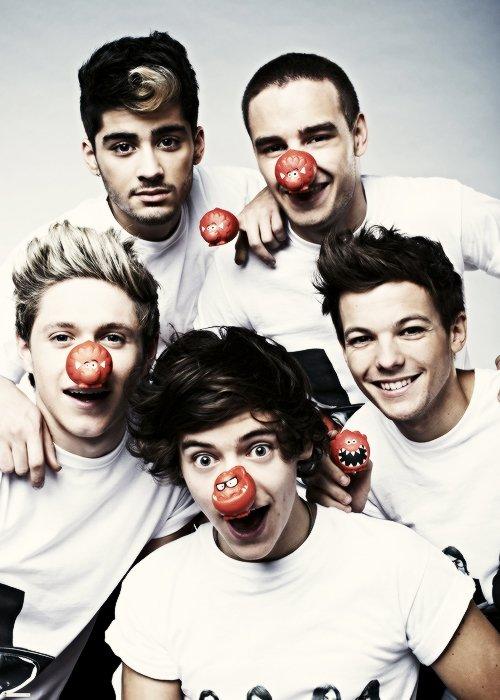 FictionsOD, le répertoire sur les fictions de nos idoles, les One Direction ♥