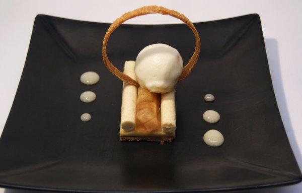 dessert concours de france de patisseri pour toi adri ^^