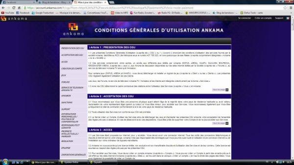quelqun peut m'aider svp j'arrive pas a dégager cette fichu page de régle pour acceder au site officiel merci de maider svp merci