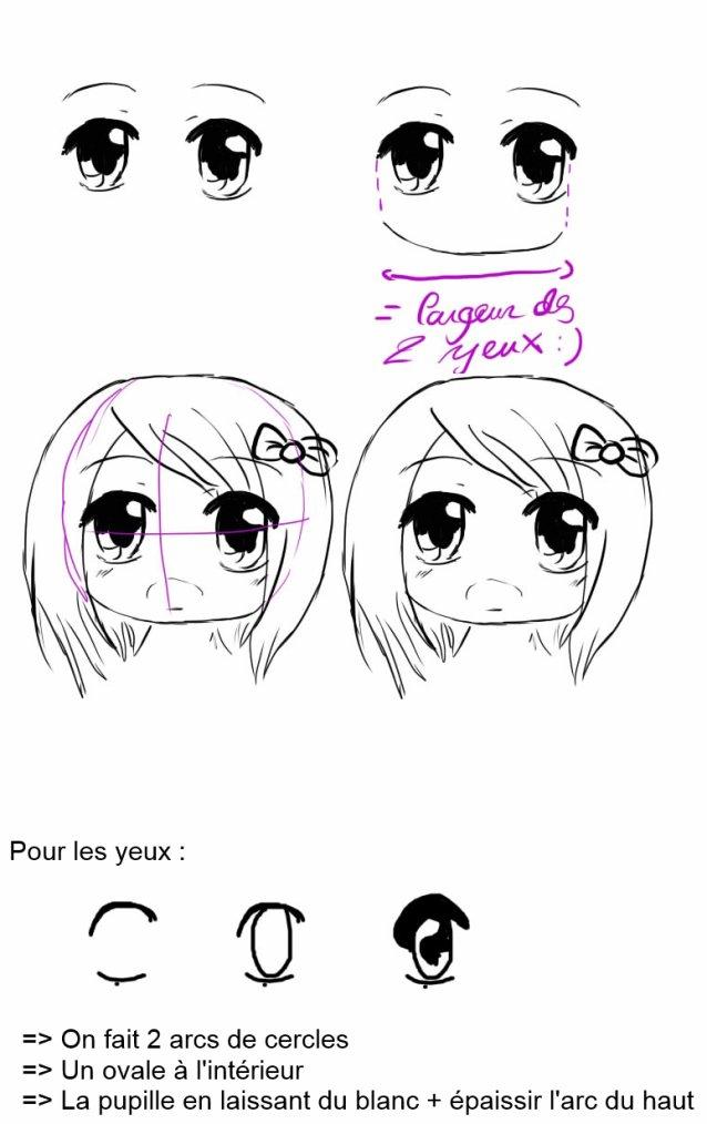 Populaire Tutoriel dessin n°7 : Les Chibis. - Blog de Les-tutos-de-nono YR14