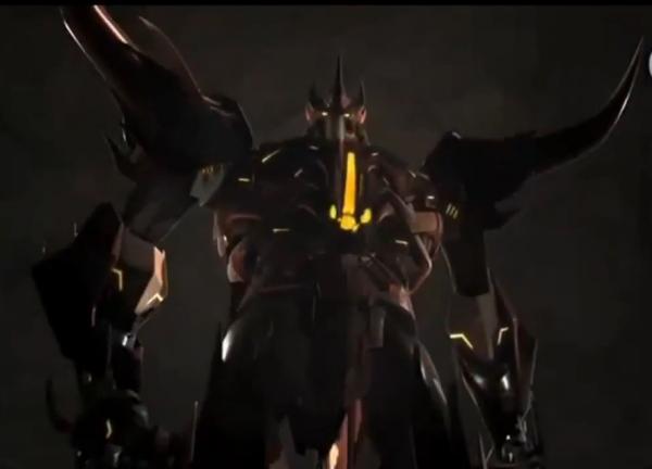 le retour d'un titan est une transformation inatendu