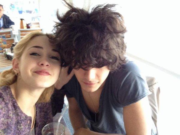 Mechiani !!!!! Kiffez si vous aussi vous trouver que ce couple est trop beau !!