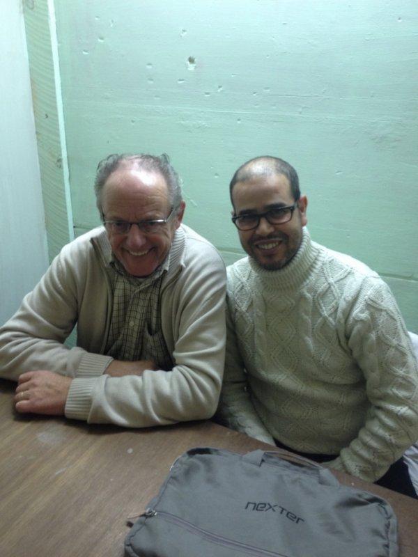 mon 1 er stage d'élève juge malinois en Belgique avec le grand juge OMJ Mr Jackie Soethert