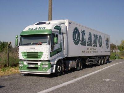 IVECO STRALIS 440 TRANSPORT OLANO  IRUN (ES)