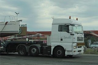 MAN TG TRANSPORT CAPELLE TRANSPORT MARITIME