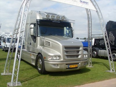 "serie anglaise ""IVECO"""