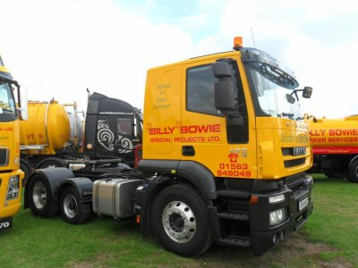 """serie anglaise """"IVECO"""""""