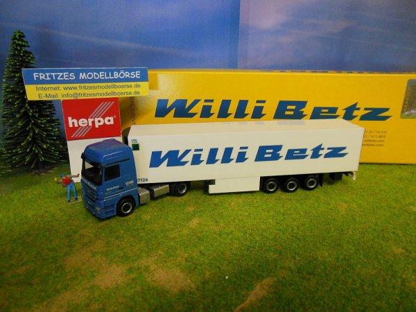 willi betz