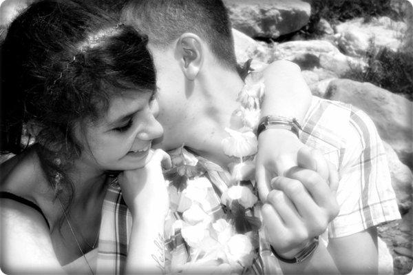 """""""Mon Amour pour toi s'amplifient dans tes bras"""""""