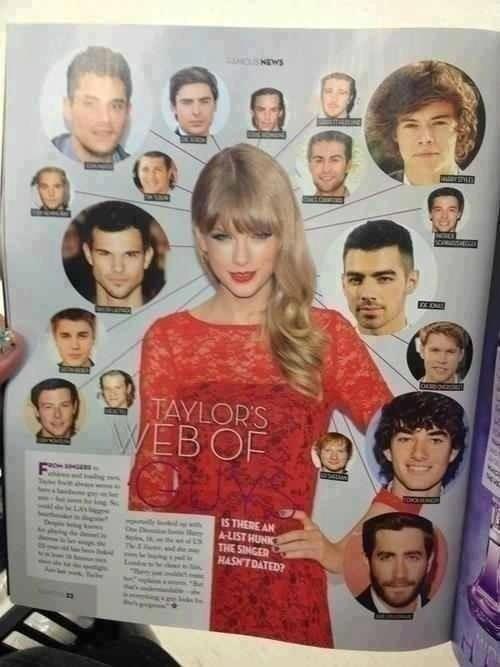 Voilà pourquoi Harry mérite mieux. Comme dis Danielle quand ça sera fini elle fera des chansons méchantes sur notre Harry!
