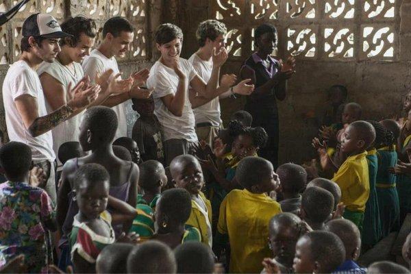 nos boys en afrique !!!