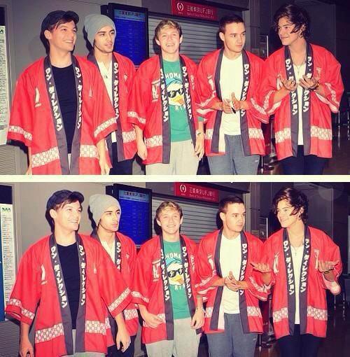 les boys au japon
