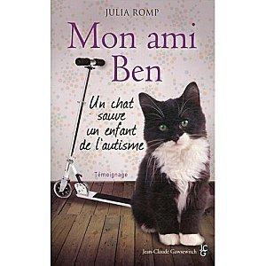 Premier livre choisi: Mon ami Ben.