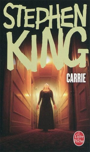 Quatrième livre choisi: Carrie.