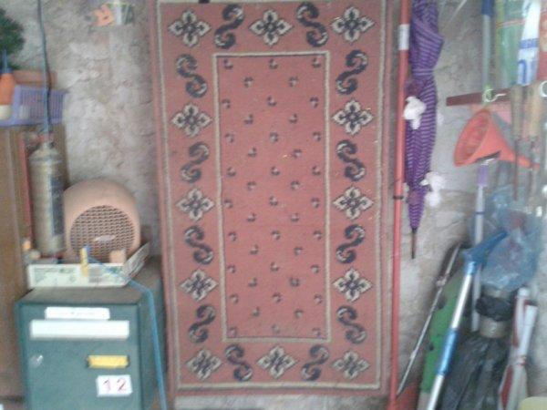 TAPIS LAURA ROSE 60 X 110cm