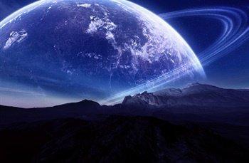 voyage sur Saturne !!!
