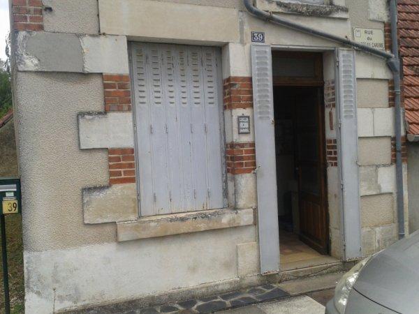 maison à vendre dans le 36 à  Buzançais 20000¤