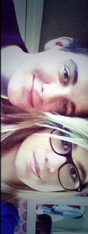 la personne que j'aime le plus au monde, ma meilleur amie riri