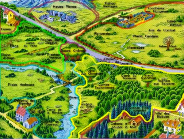Les territoires (page 2 )