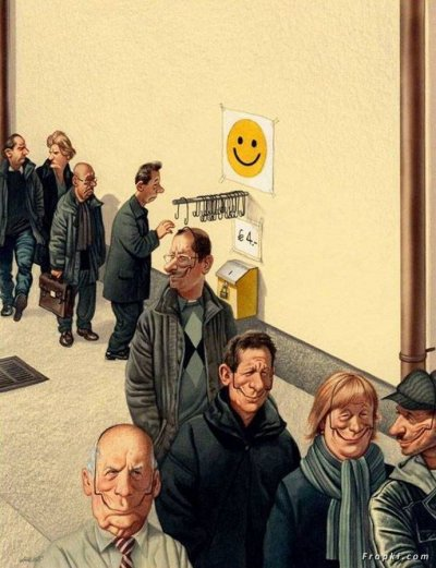 How to Keep Smiling without Increment