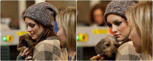 ♡Leighton le 5 Janvier à la soirée des 2011 People's Choice Awards à Los Angeles puis à l'aéroport LAX rejoingnant New York.