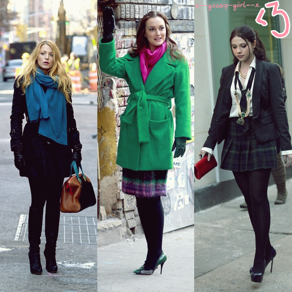 Spotted : tournage de Gossip Girl le 14 et 13 décembre.