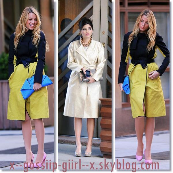 Spotted : tournage de Gossip Girl le 27 , 26 et 23 mars.