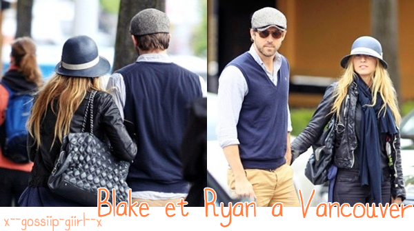 Spotted : Blake, Chace et Ed le 6 et 5 mai.