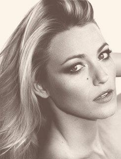 Blake pour le magazine américain Marie Claire de Juillet.