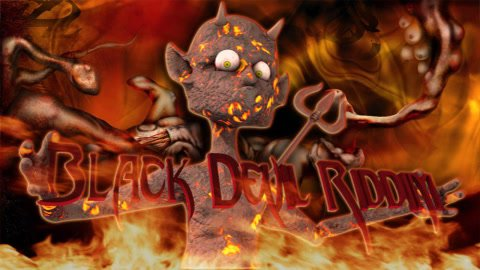 Black Devil Riddim (Rap) (2012)