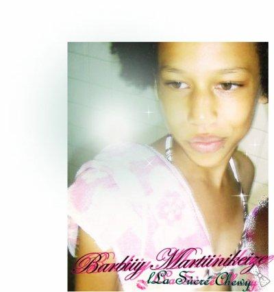 La Barbiie Martinikaize