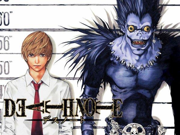 """""""Je te trouverais et je t'éliminerais ! Je suis.... La justice !"""" - """"Le savais-tu, L, que le Dieu de la mort ne mange que des pommes?"""" Kira -  """"Le moyen de tuer un Shinigami est de le faire aimer un humain"""" Remu -  """"Raito ne doit pas être Kira mais s'il l'était, ce serait très embêtant parce que Raito est le premier ami que j'ai jamais eu"""" Ryuuzaki -  """"Ryuuzaki est l'ami de Raito, mais L est l'ennemi de Kira"""" Light"""