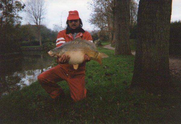 Le père noël pêche aussi  14Kg